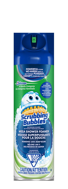 Appareil Pour Nettoyer Salle De Bain produits | scrubbing bubbles® ca